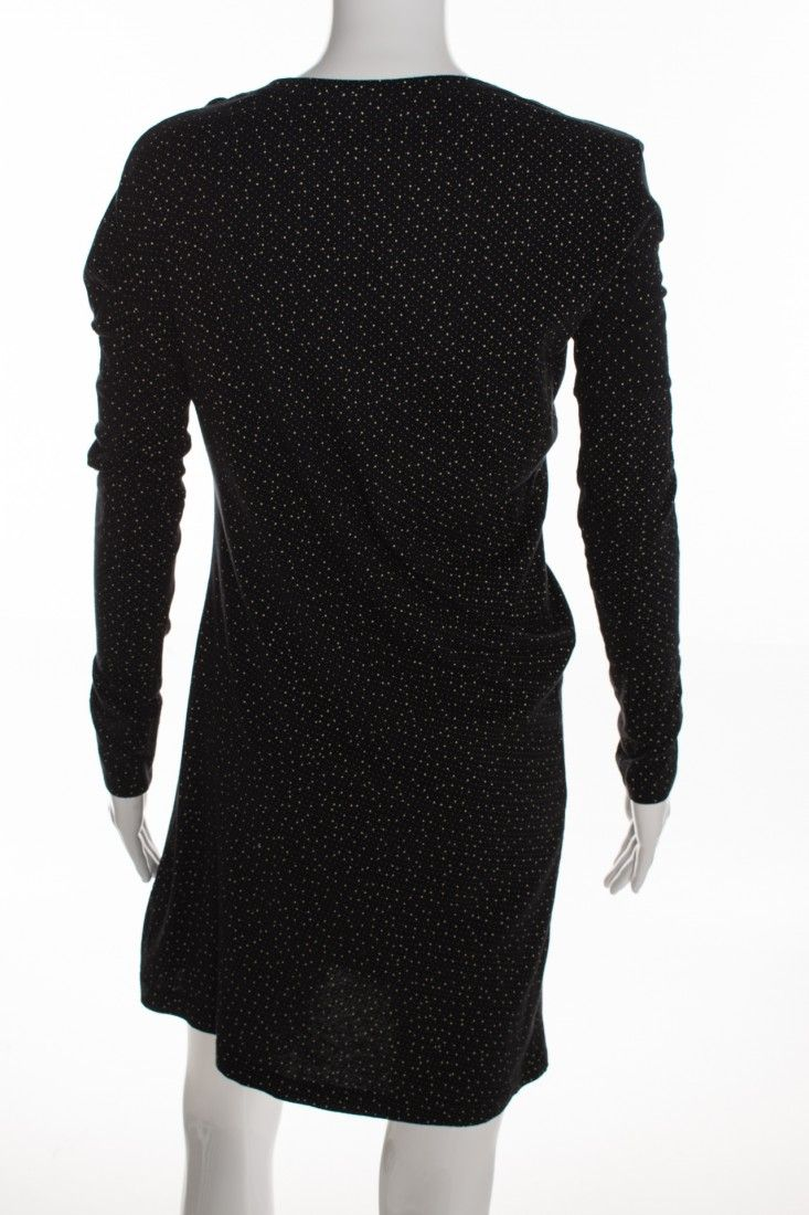 Osklen - Vestido Black Poá - Foto 2