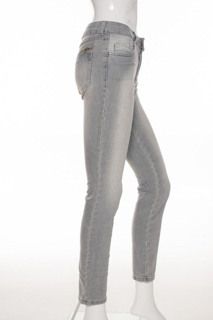 Gregory - Calça Jeans Zíper - Foto 3