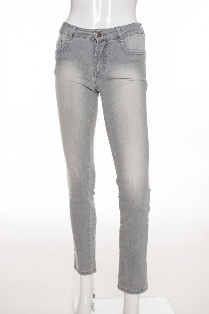 Gregory - Calça Jeans Zíper - Foto 1