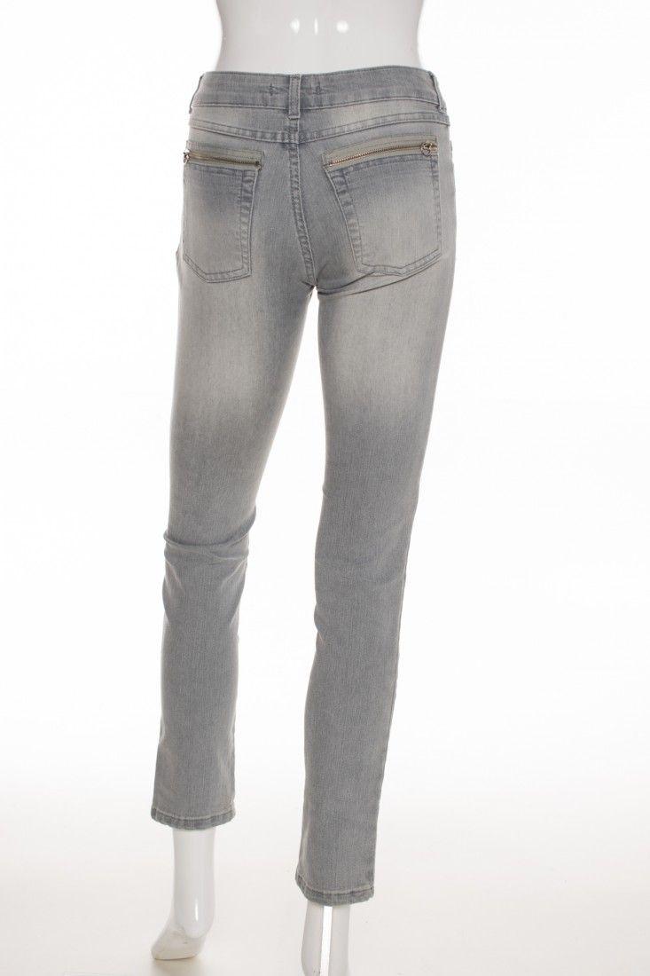 Gregory - Calça Jeans Zíper - Foto 2