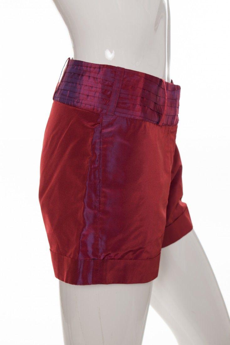 Fafa Oliveira - Shorts Rosa Alfaiataria - Foto 3