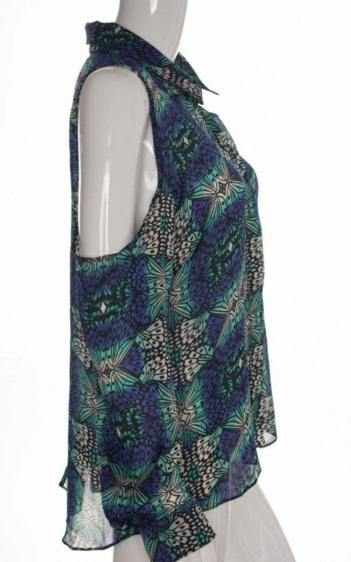 Dress To - Camisa Ombro Estampa - Foto 3