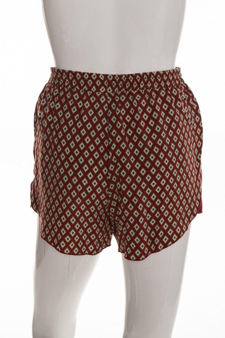Mais um - Shorts Gravata Estampa - Foto 2