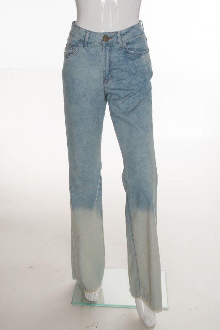 Jeanseria - Calça Jeans Lavagem - Foto 1