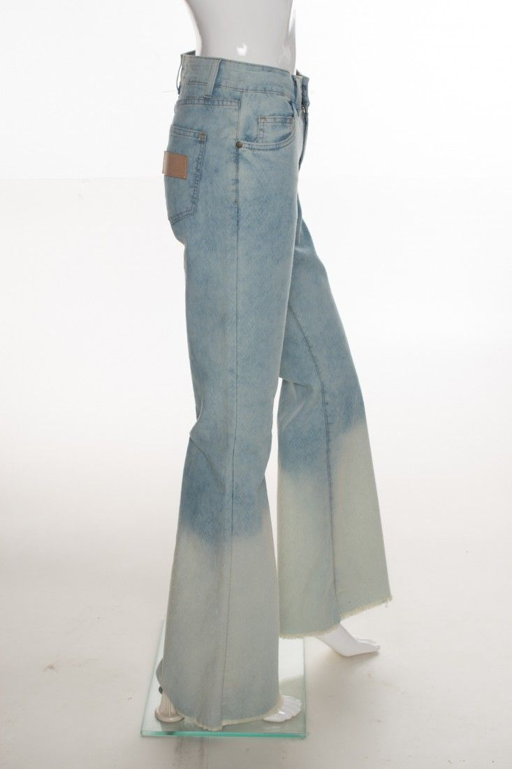 Jeanseria - Calça Jeans Lavagem - Foto 3