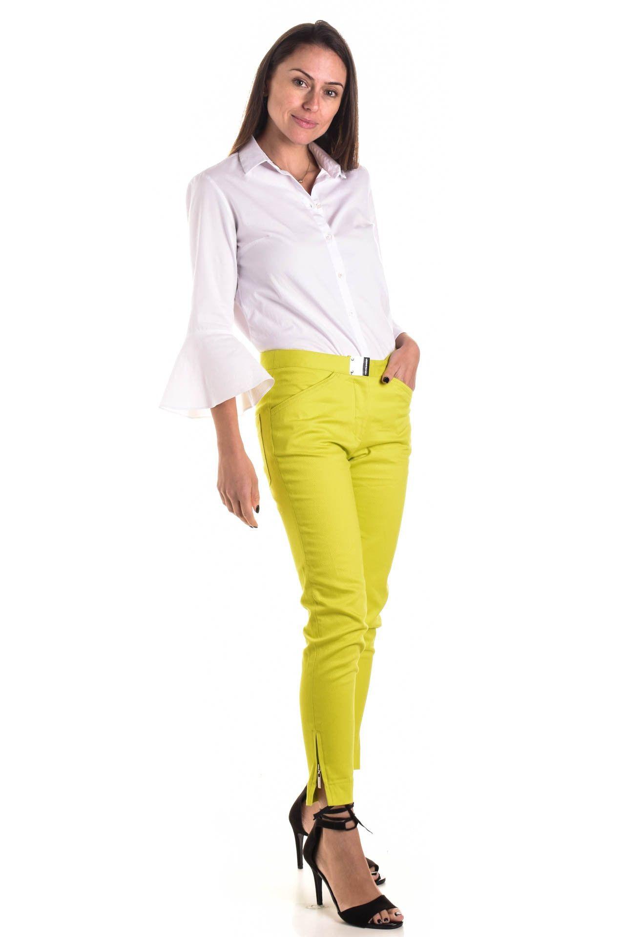 Le Lis Blanc - Calça Textura Verde - Foto 3