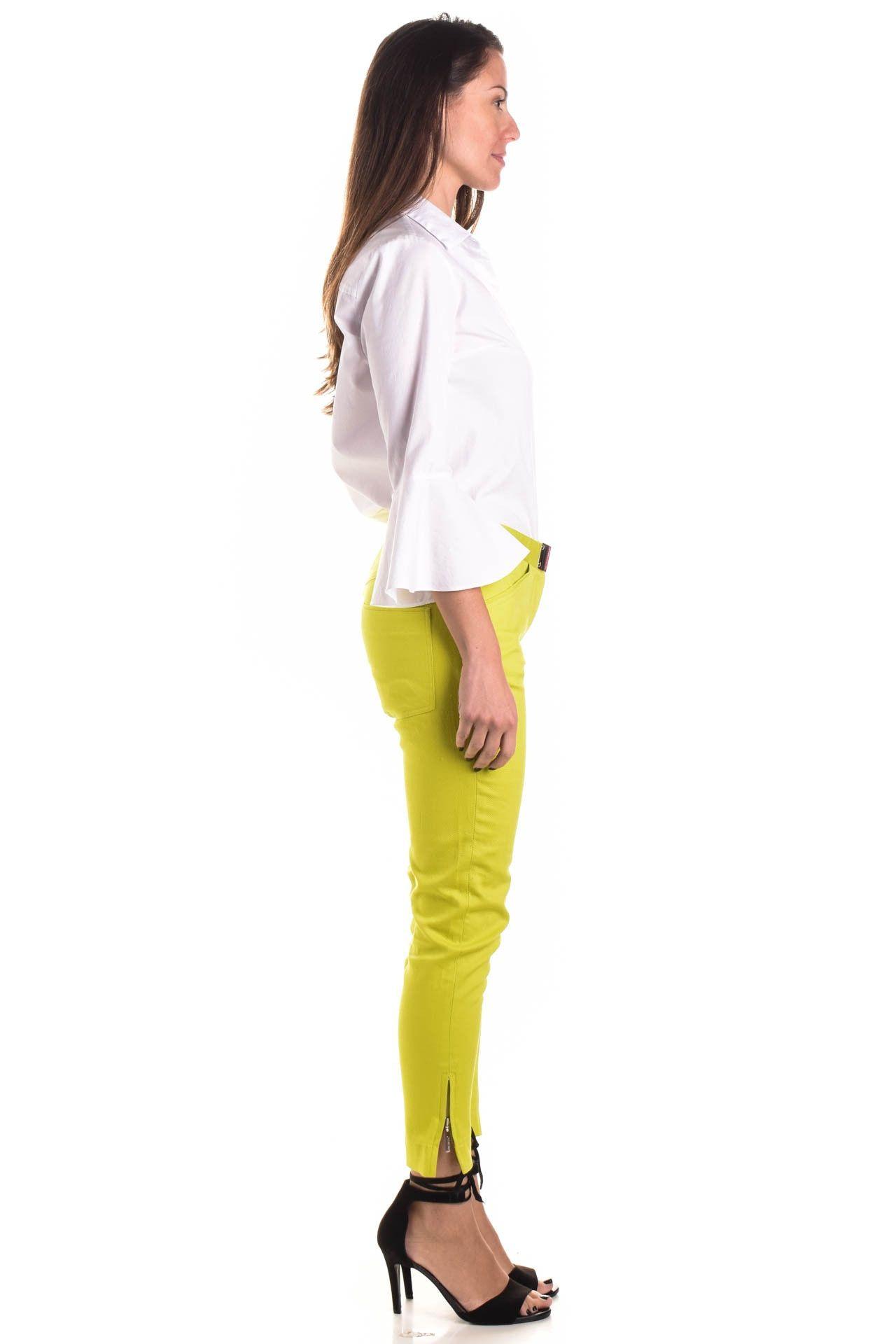 Le Lis Blanc - Calça Textura Verde - Foto 4