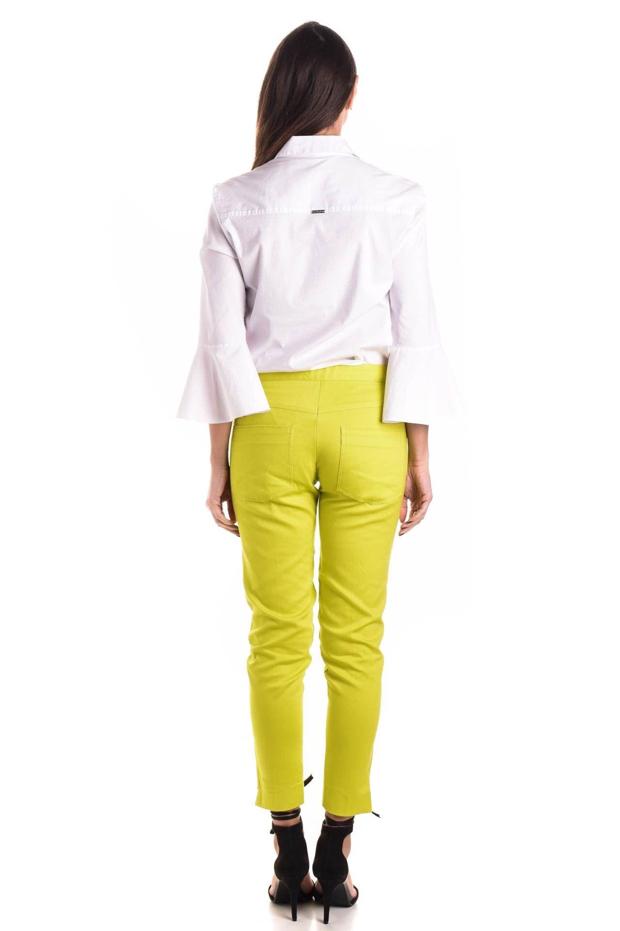 Le Lis Blanc - Calça Textura Verde - Foto 5