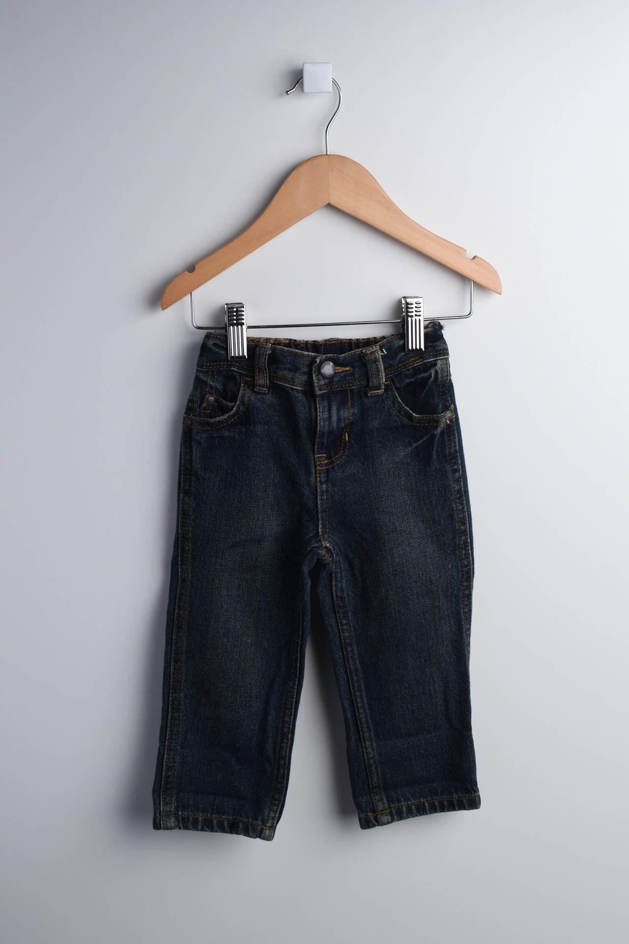 Oshkosh  - Calça Jeans Lavagem - Foto 1