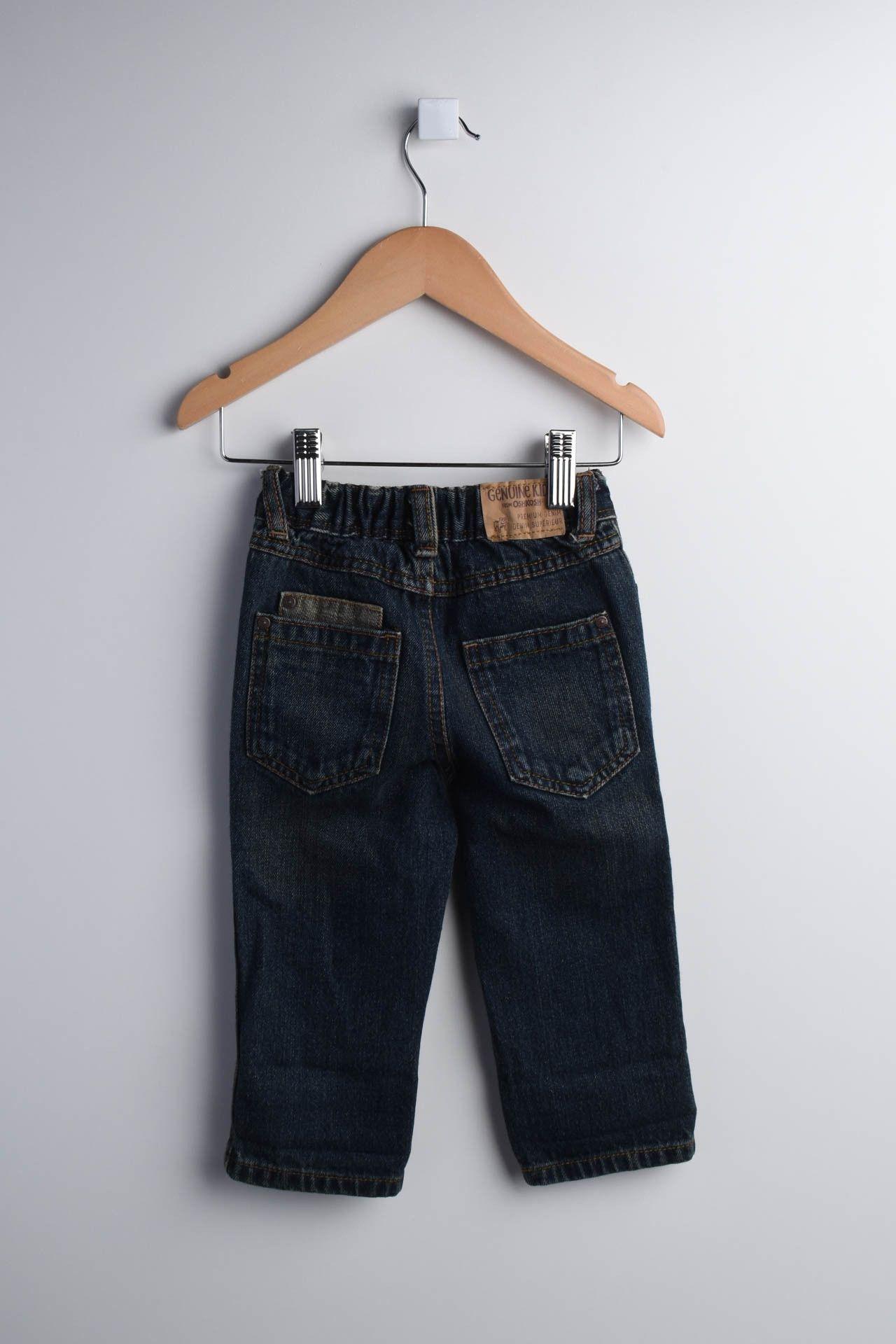 Oshkosh  - Calça Jeans Lavagem - Foto 2
