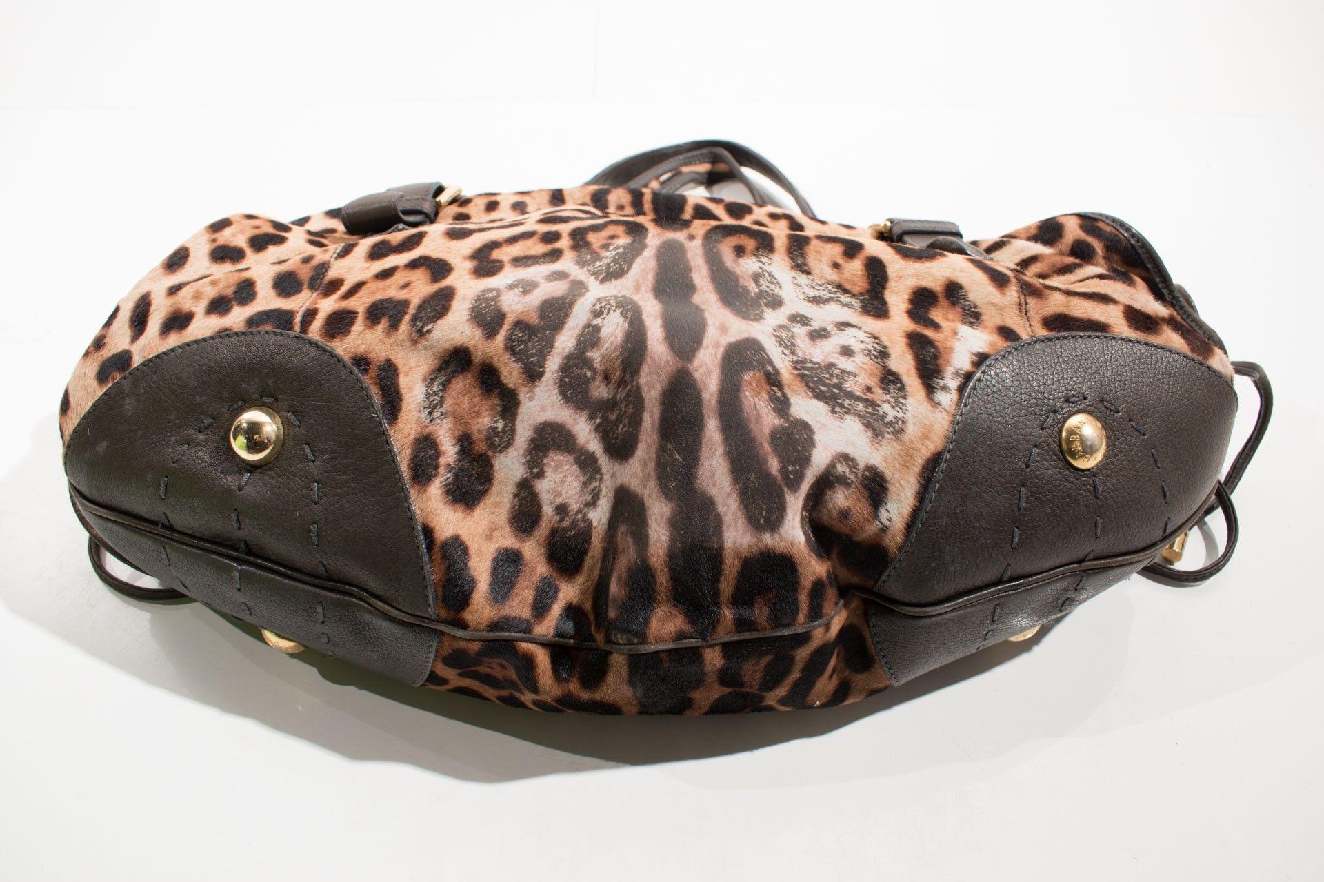 Dolce & Gabbana - Bolsa Estampa Onça - Foto 3