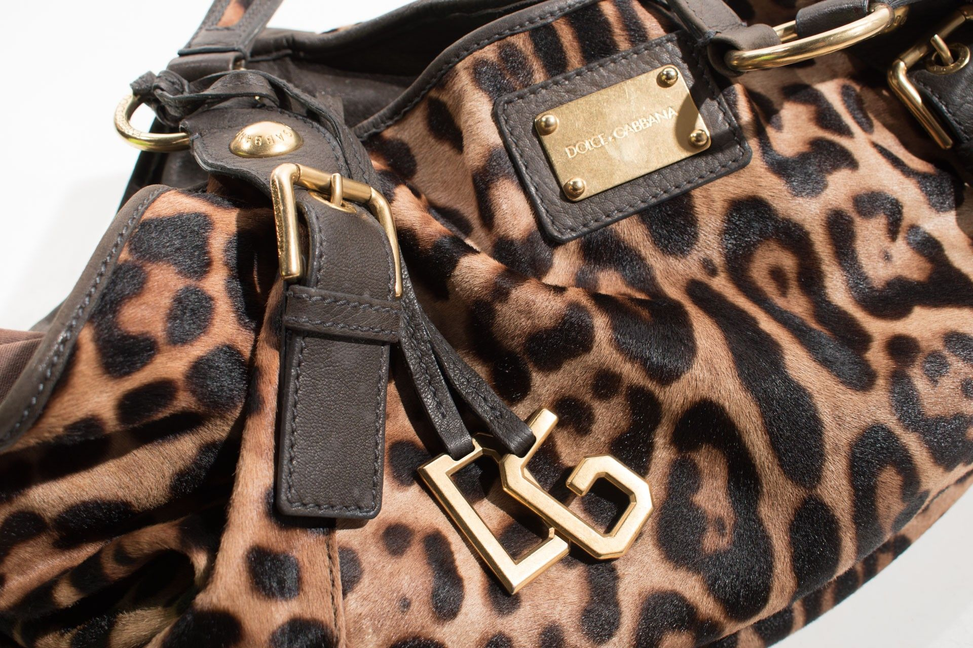 Dolce & Gabbana - Bolsa Estampa Onça - Foto 4
