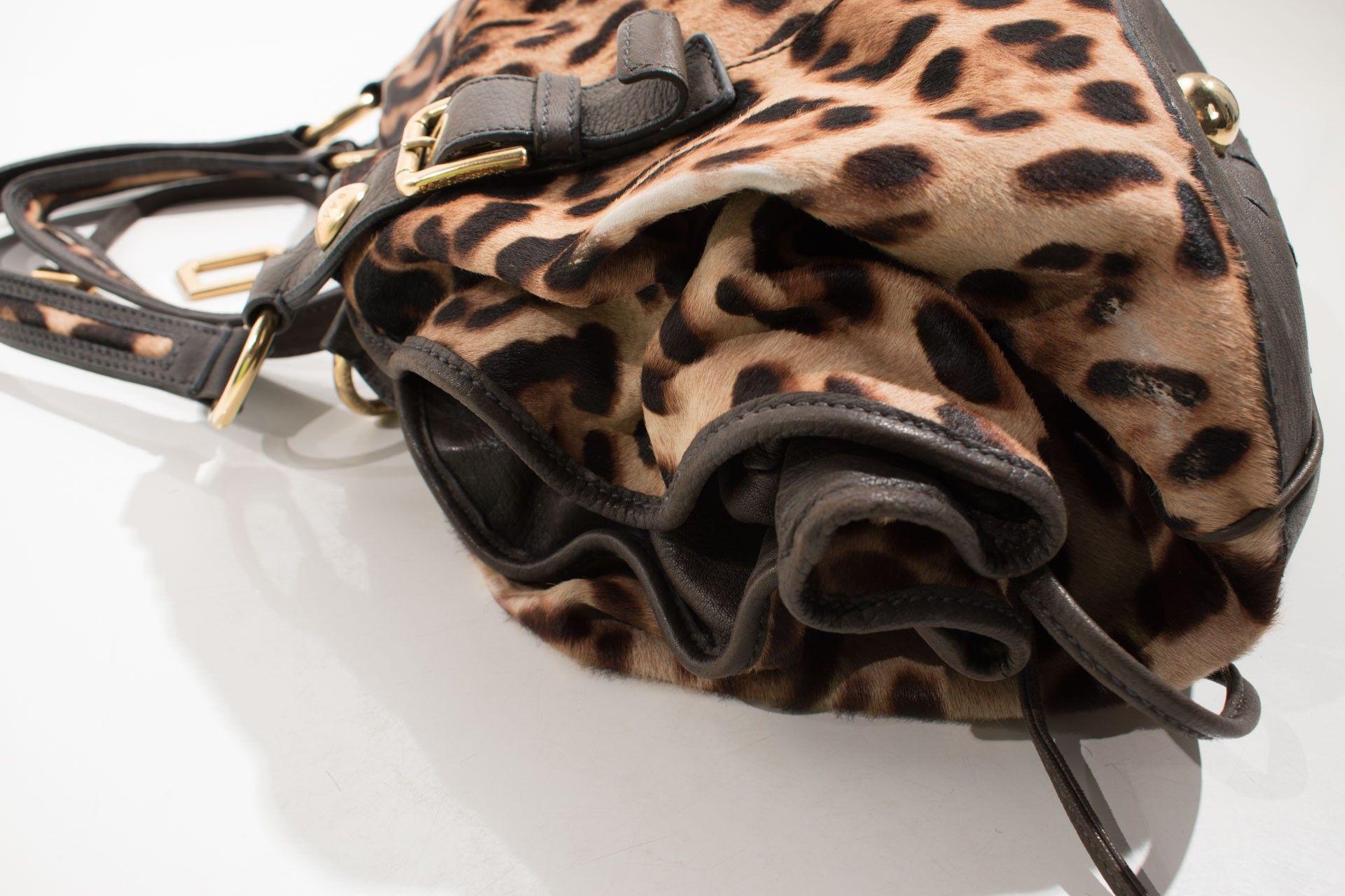 Dolce & Gabbana - Bolsa Estampa Onça - Foto 5