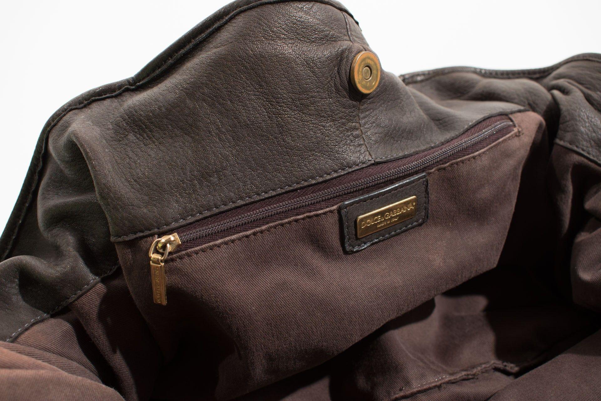 Dolce & Gabbana - Bolsa Estampa Onça - Foto 7