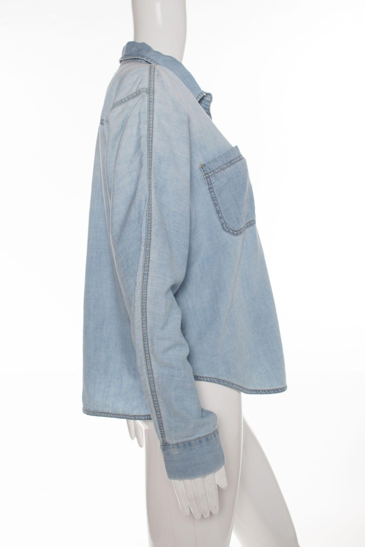 Topshop - Camisa Jeans - Foto 3