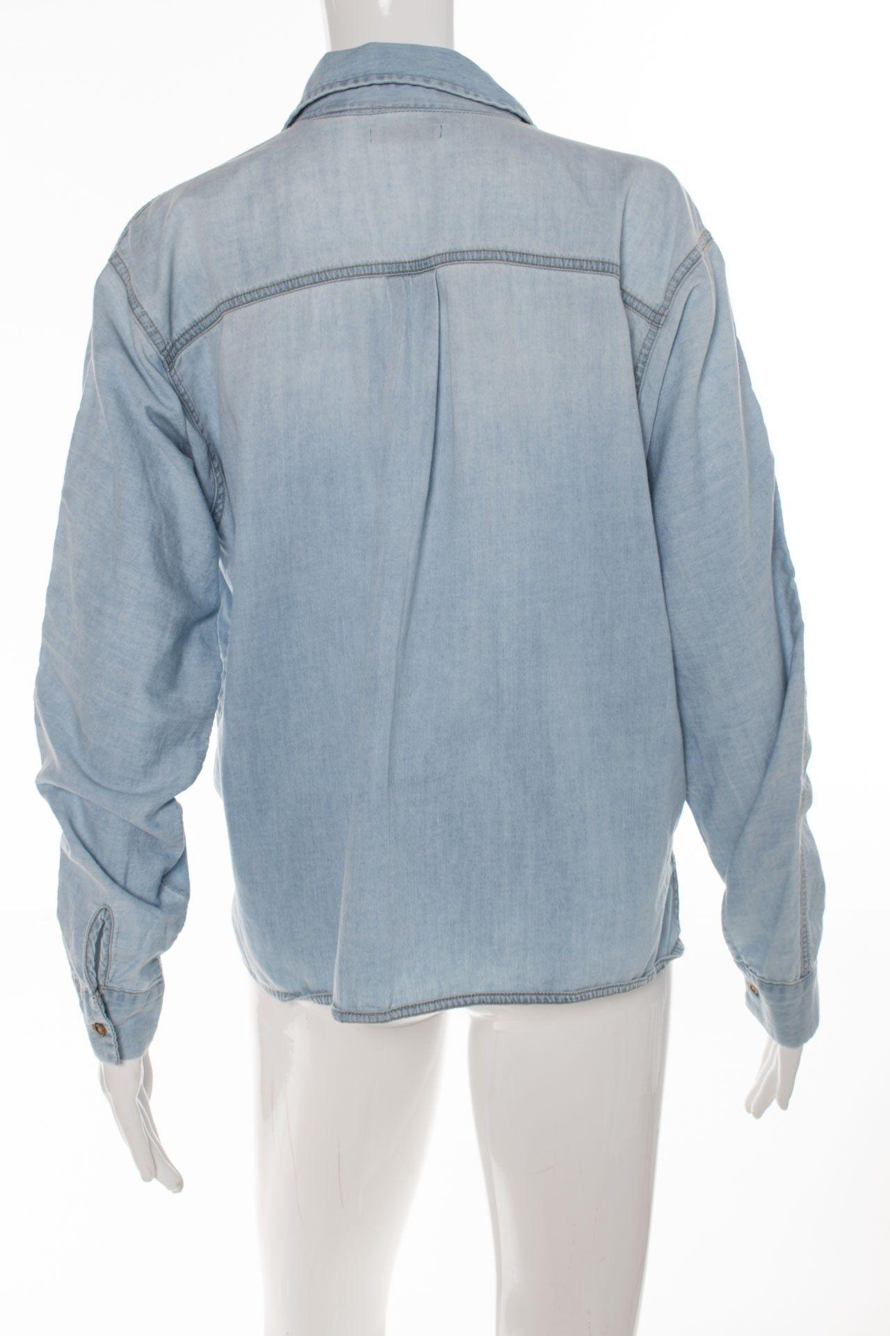 Topshop - Camisa Jeans - Foto 2