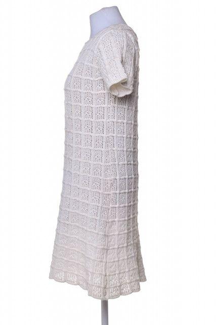 Vestido Off-White Fio  Egrey