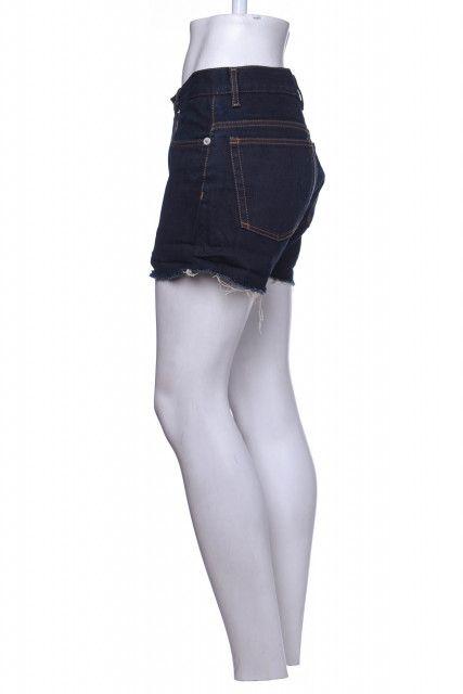 Shorts Jeans Costura  Moschino