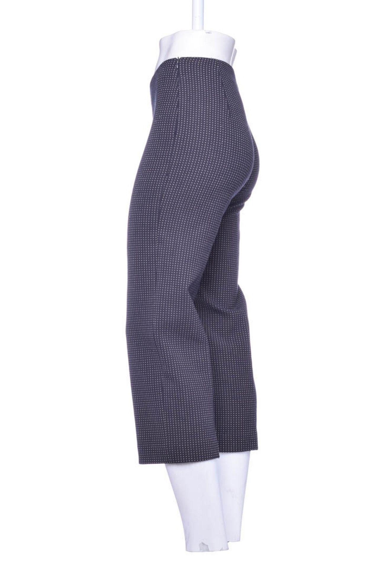 Zara - Calça Azul Textura  - Foto 2