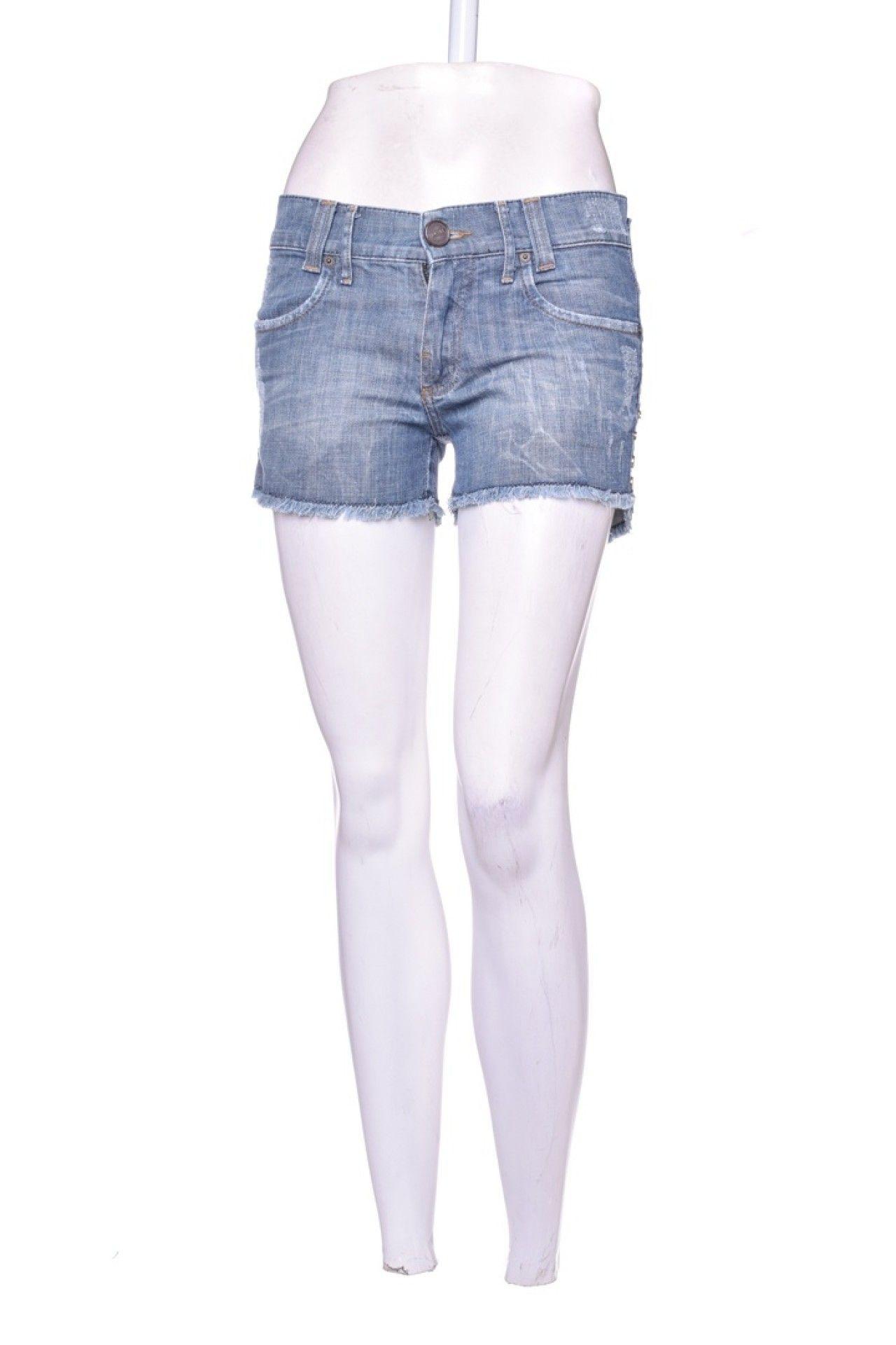 Damyller - Shorts Jeans Lavagem - Foto 1