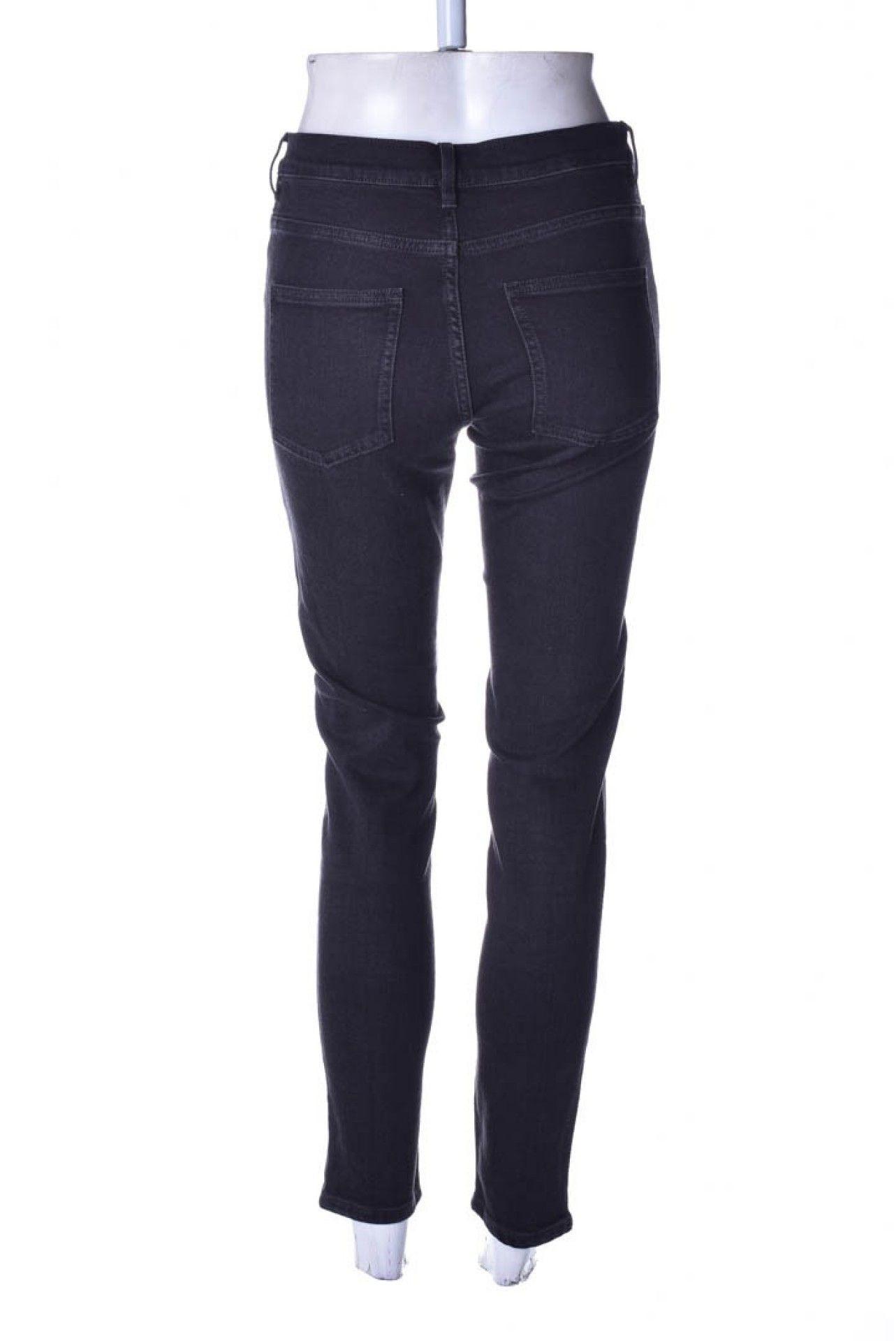 Cos - Calça Jeans Preta  - Foto 3