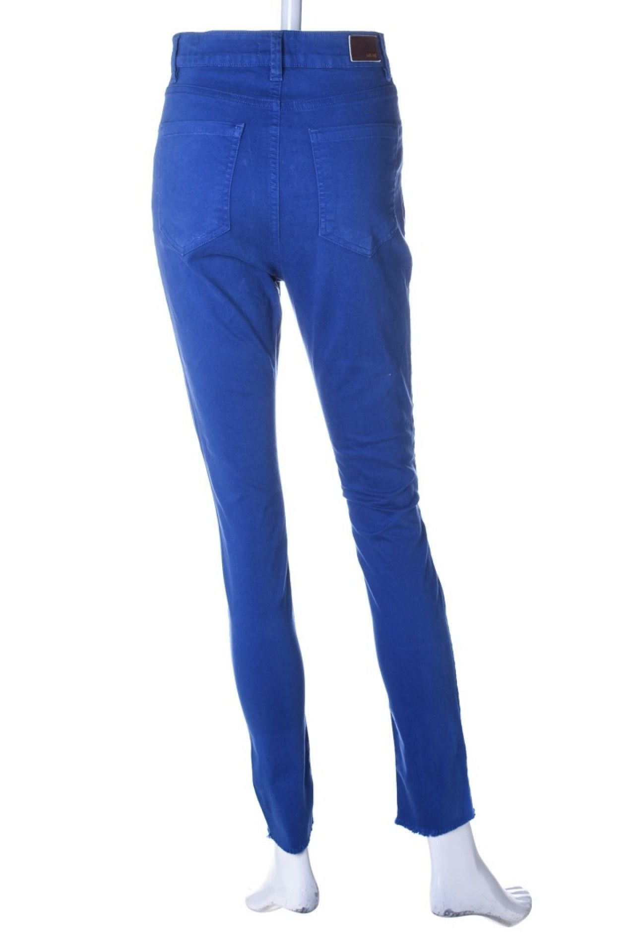 A.brand - Calça Skinny Azul  - Foto 2