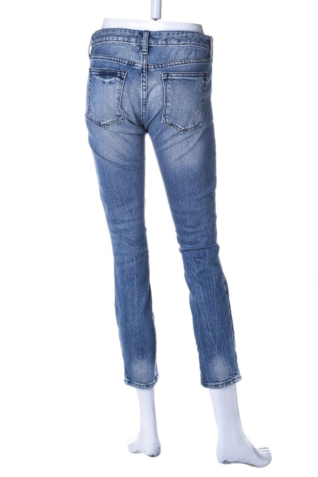 Gap - Calça Jeans Destroyed  - Foto 2