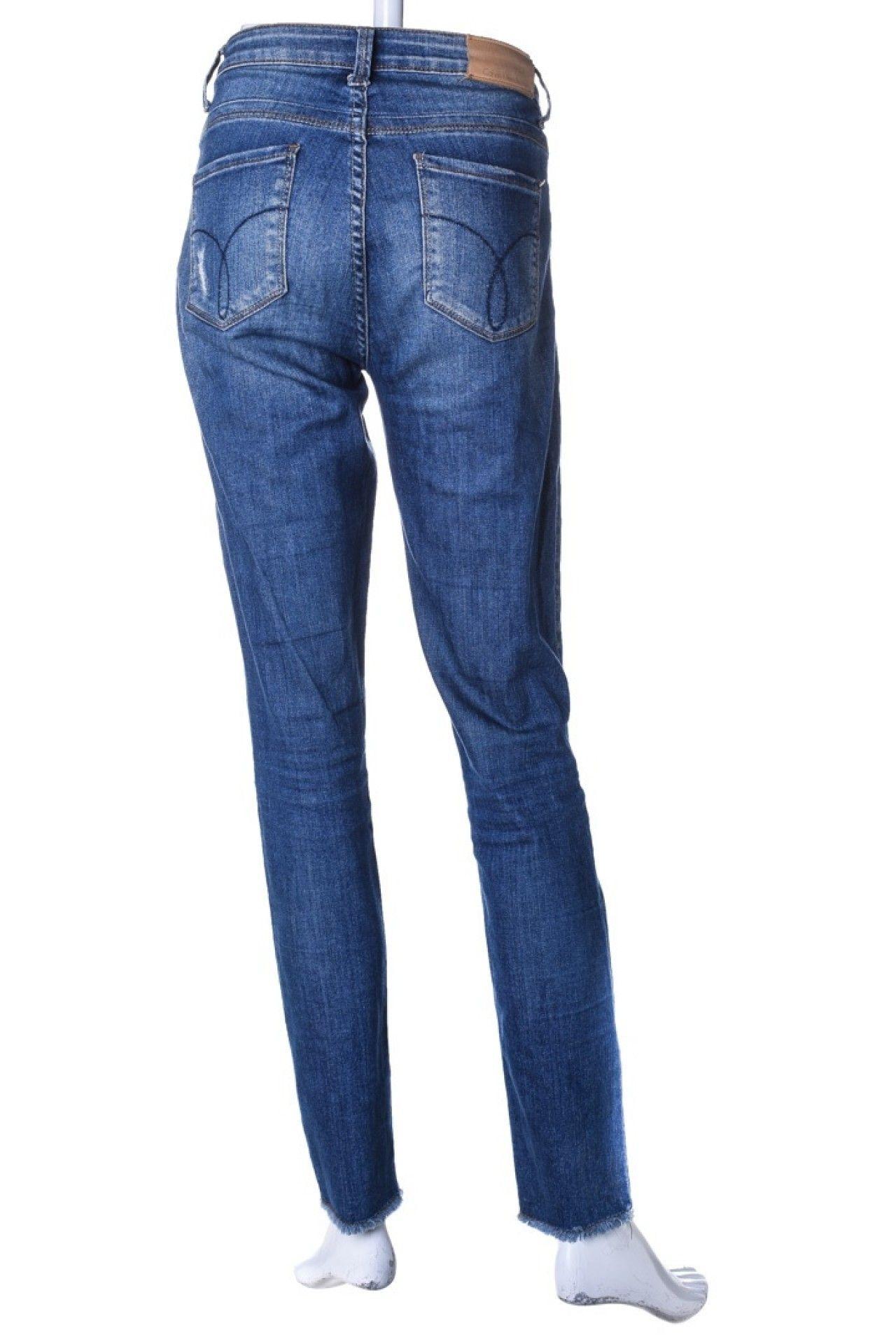 Calvin Klein - Calça Jeans Reta  - Foto 2