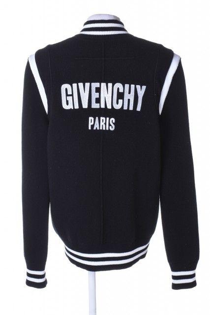 """Jaqueta P&B Fio <br><span Class=""""ownerbazarname"""">Rafa Santos </span> Givenchy"""