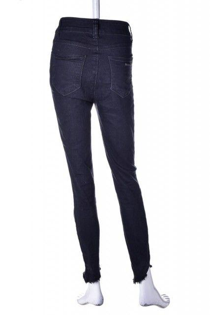 Calça Jeans Preta  Colcci