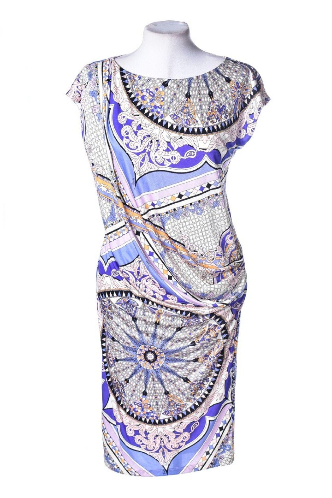 Emilio Pucci - Vestido Color Estampado  - Foto 1