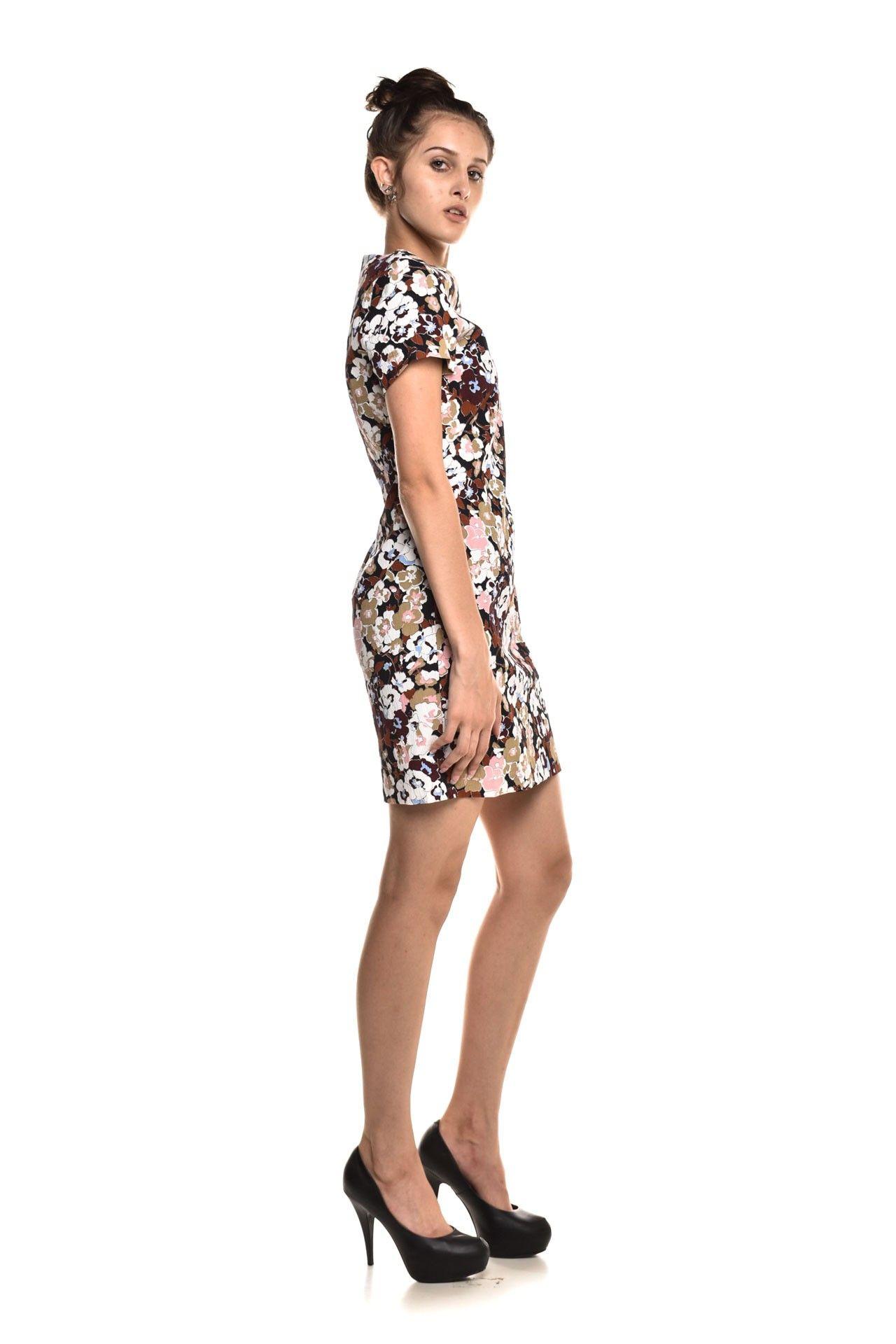 Gant - Vestido Floral Primavera - Foto 3