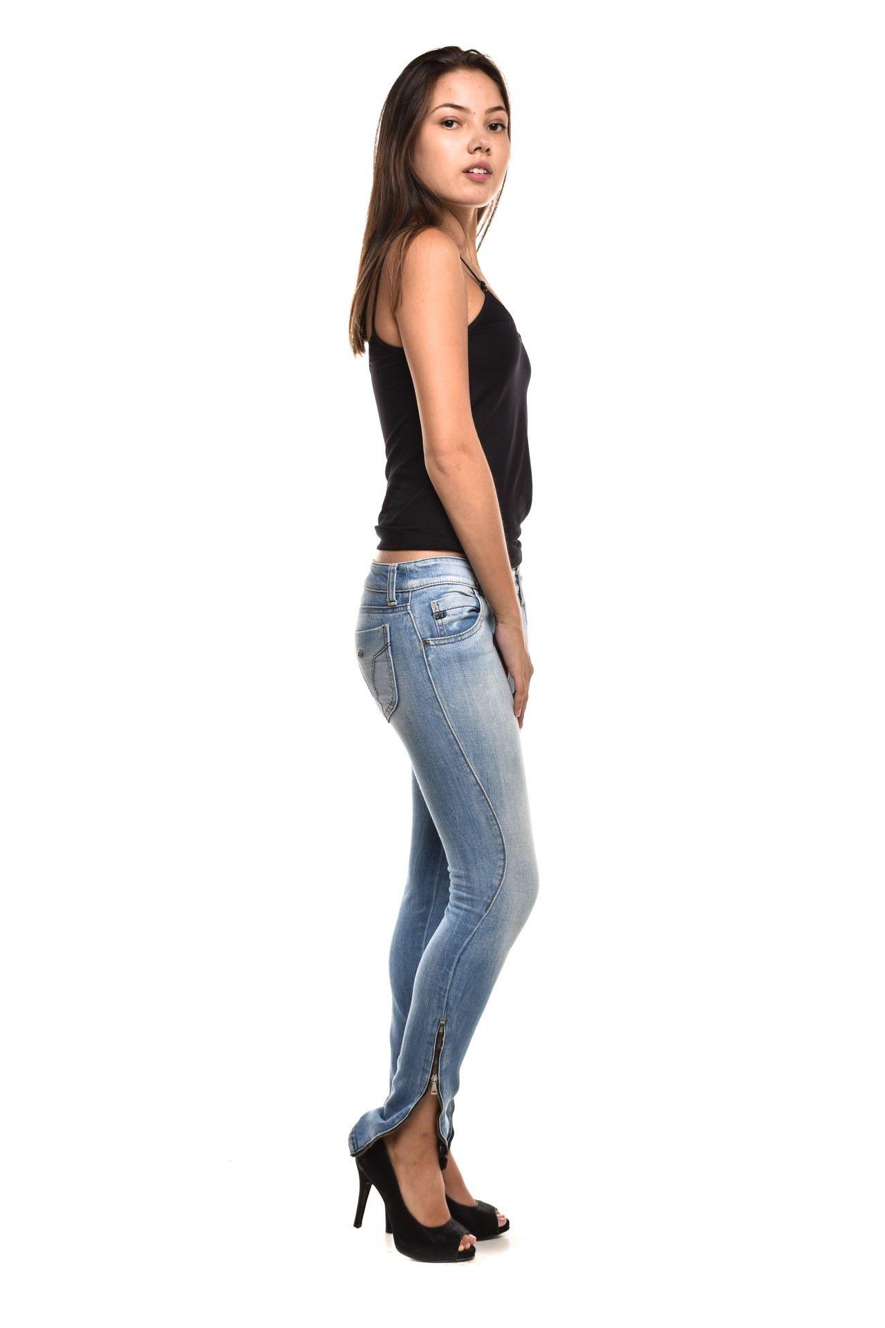 Miss Sixty - Calça Jeans Clara - Foto 3