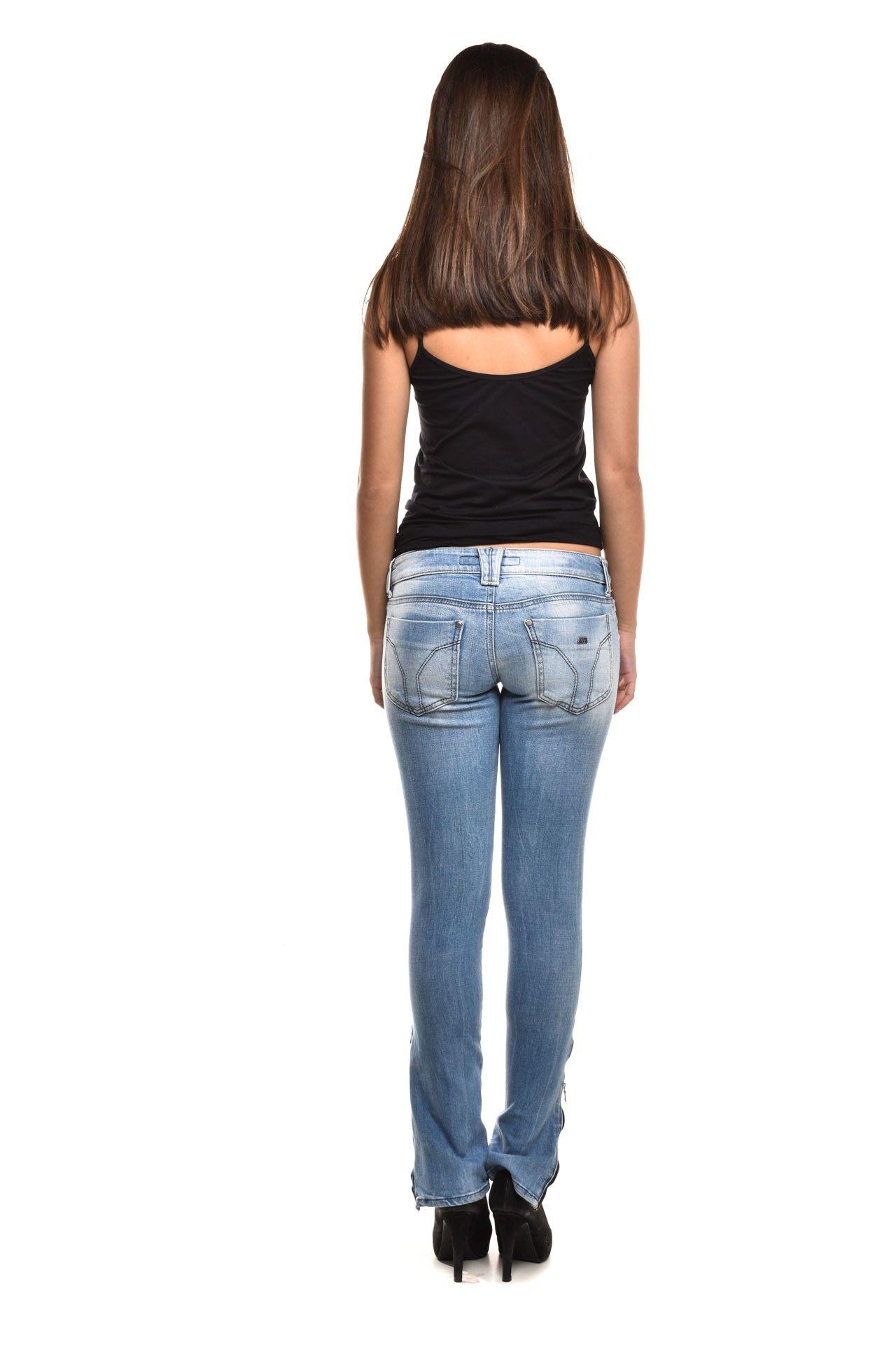 Miss Sixty - Calça Jeans Clara - Foto 4