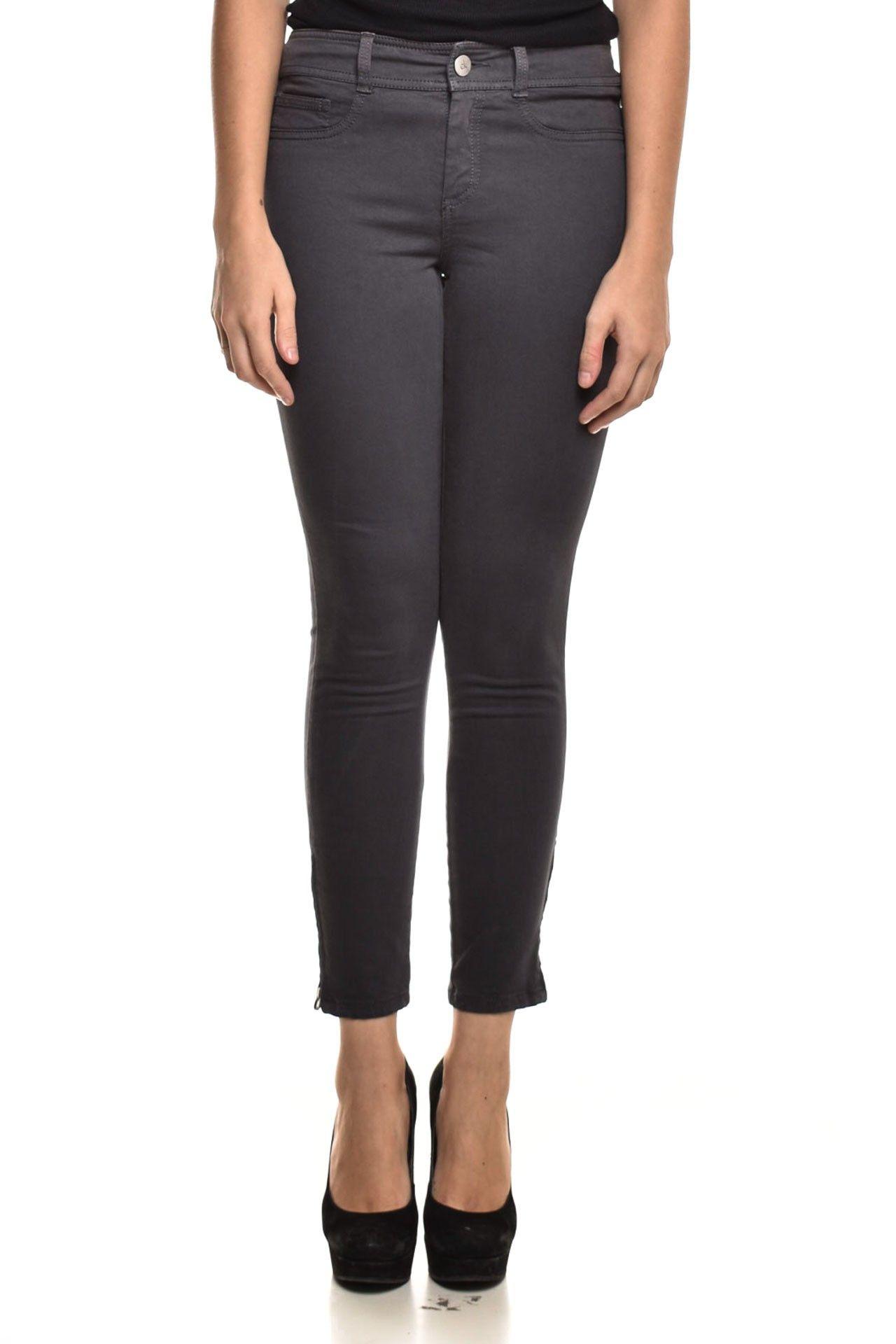 Calvin Klein - Calça Jeans Cinza - Foto 1
