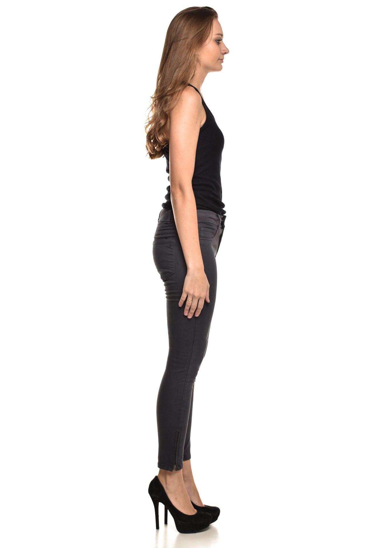Calvin Klein - Calça Jeans Cinza - Foto 3