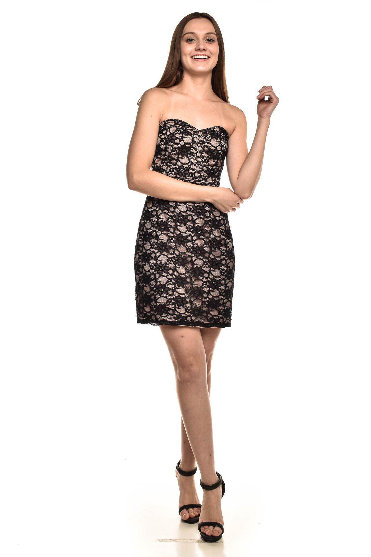 Carina Duek - Vestido Renda Chic - Foto 3