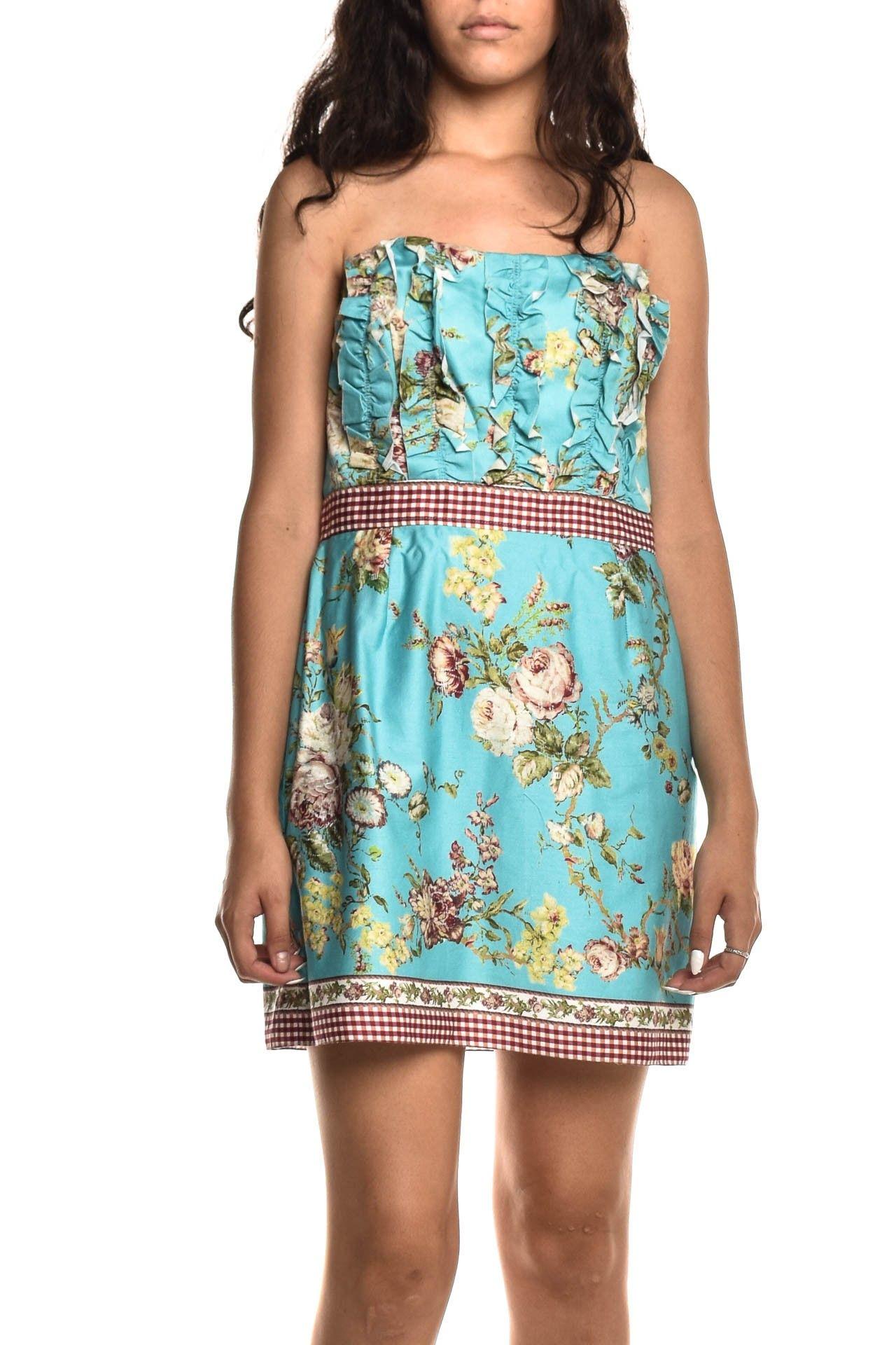 Daslu - Vestido Estampa Floral - Foto 1