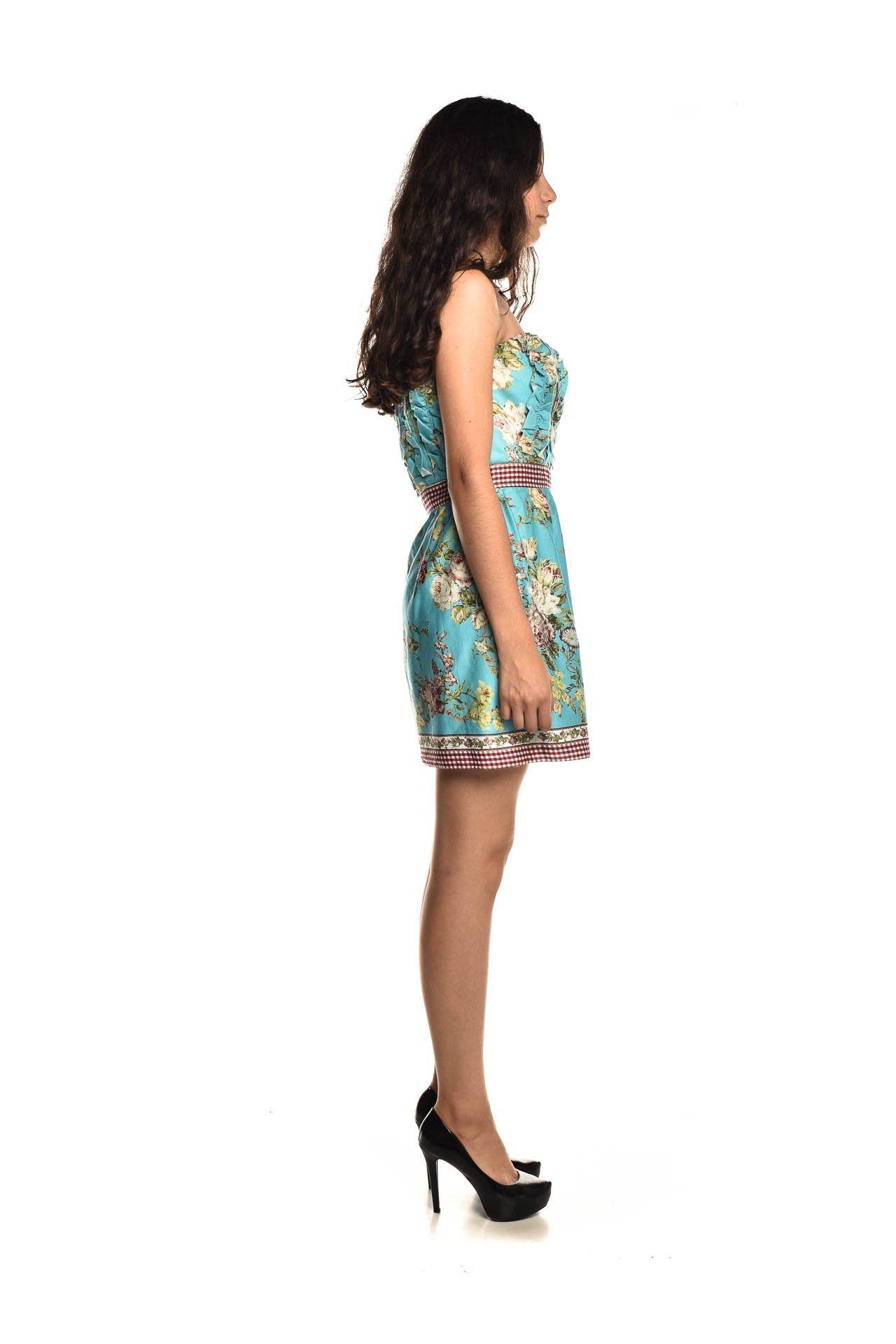 Daslu - Vestido Estampa Floral - Foto 3