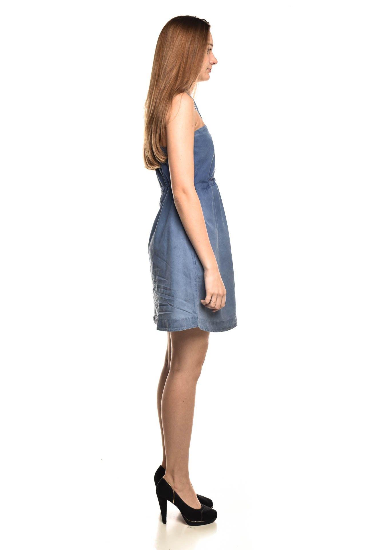 Osklen - Vestido Jeans Azul - Foto 3