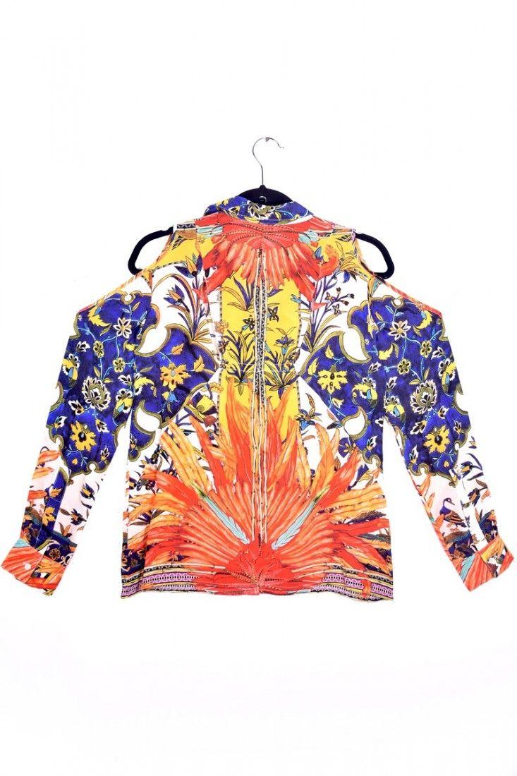 Daslu - Camisa Color Estampa - Foto 4