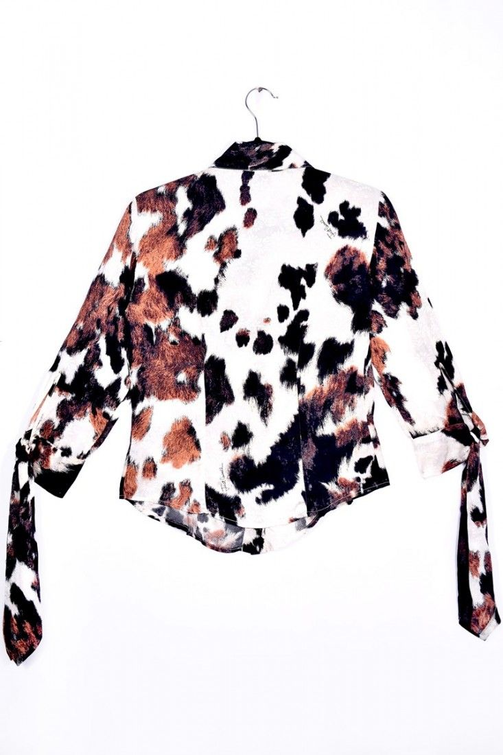 Just Cavalli - Camisa Color Animal - Foto 2