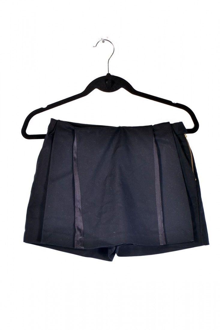 Tufi Duek - Shorts-saia Preto - Foto 1