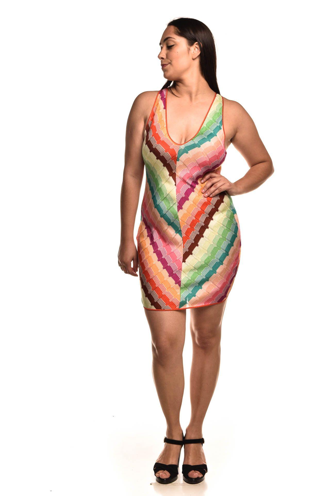 Missoni - Vestido Estampa Colorido - Foto 3