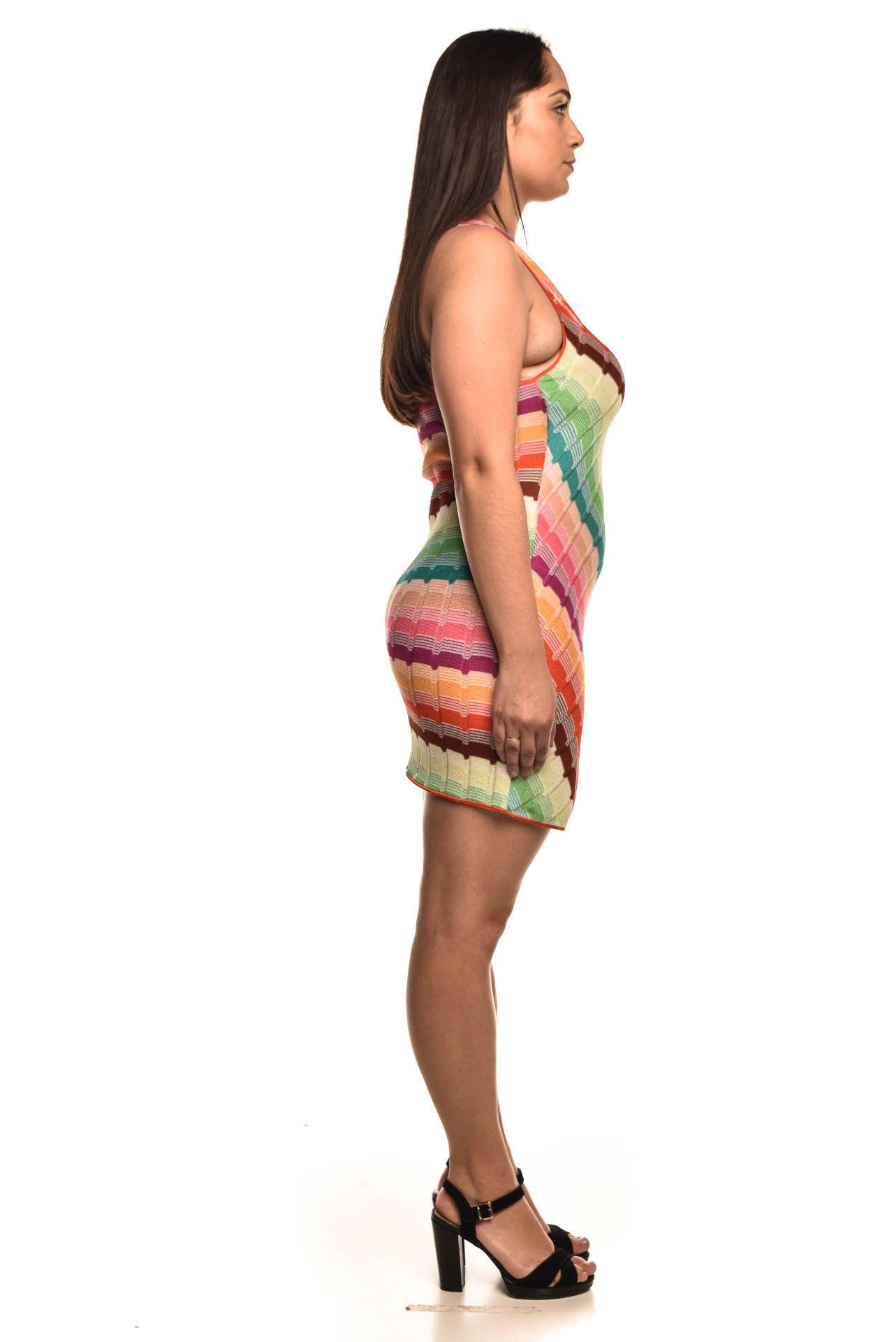 Missoni - Vestido Estampa Colorido - Foto 4