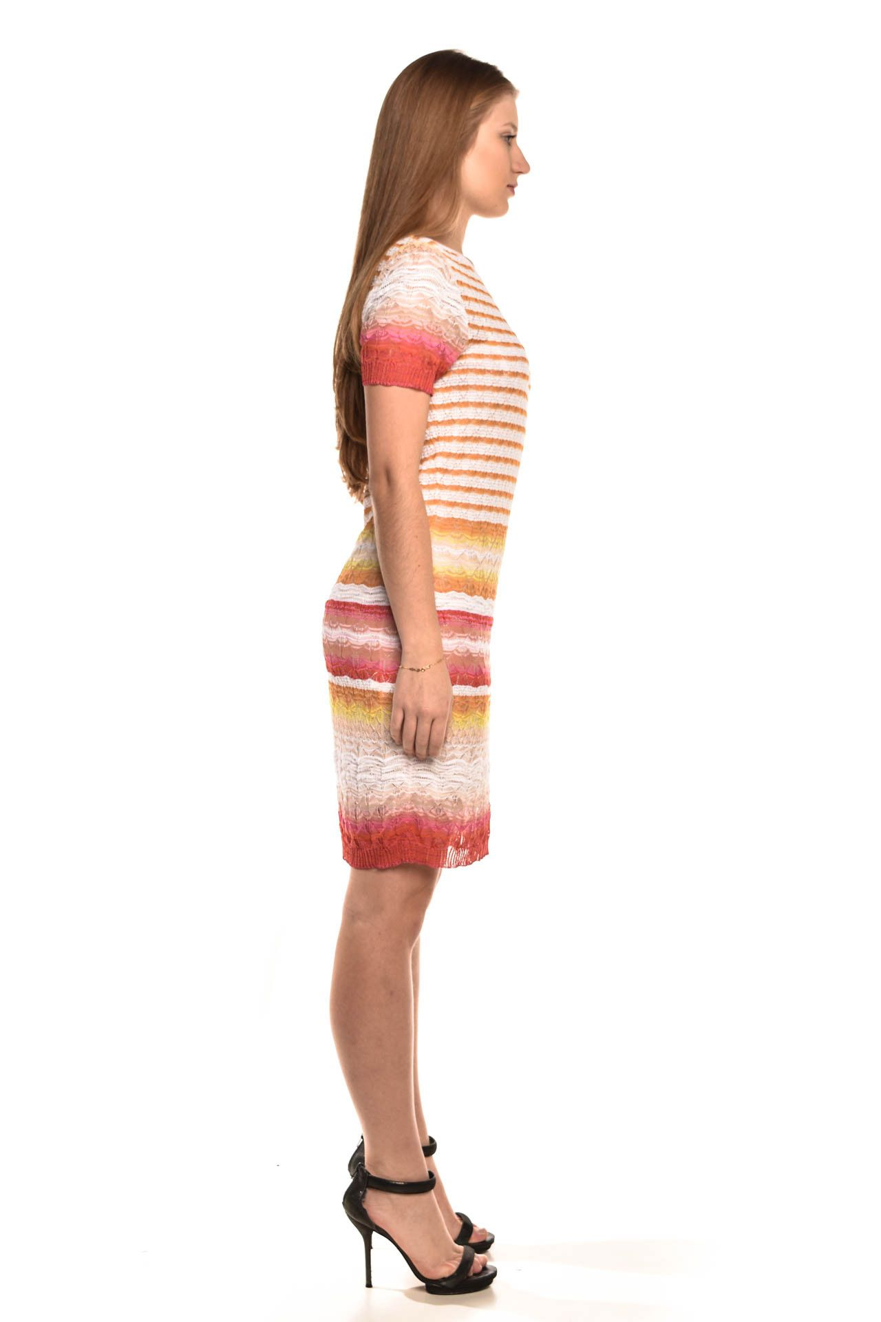 Missoni - Vestido Fio Colorida - Foto 4