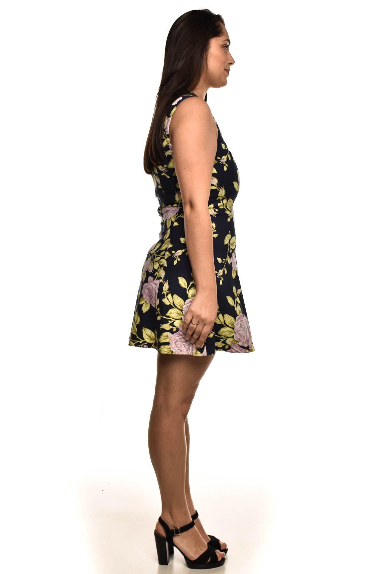 Rag & Bone - Vestido Estampa Floral - Foto 4