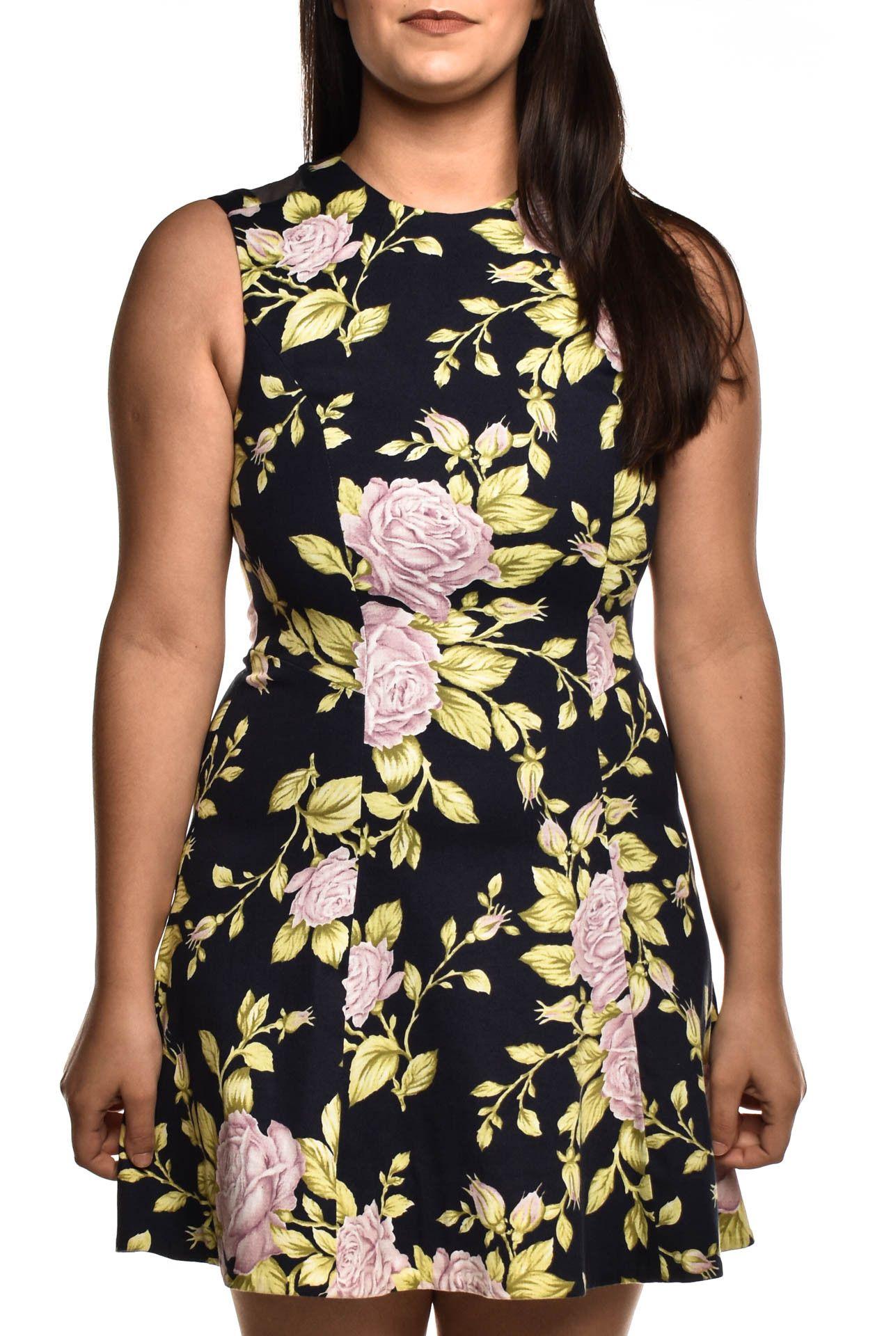 Rag & Bone - Vestido Estampa Floral - Foto 2