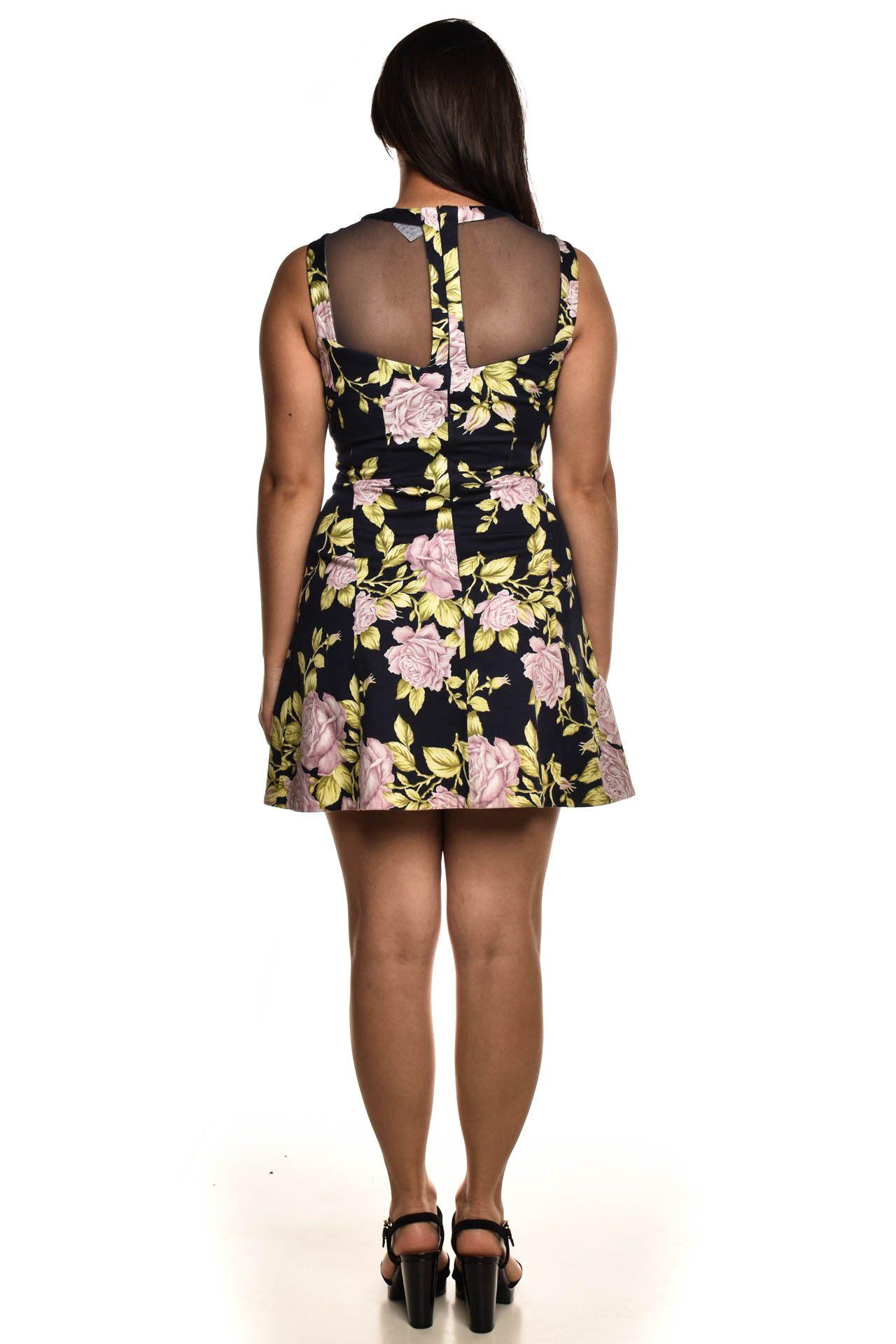 Rag & Bone - Vestido Estampa Floral - Foto 5