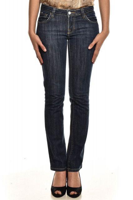 Calça Jeans Costura  Daslu